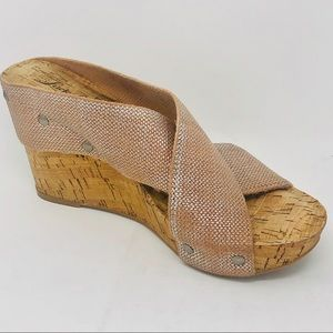 Lucky Brand Wedge Sandel